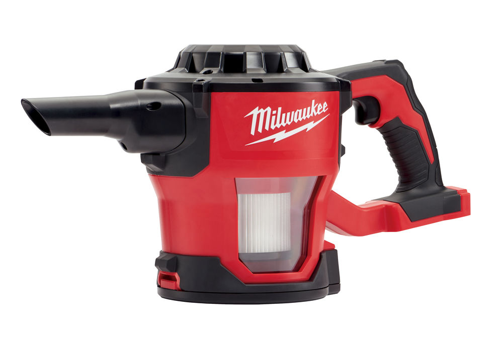 MILWAUKEE 18V CORDLESS HANDHELD VACUUM - M18CV - BODY ONLY
