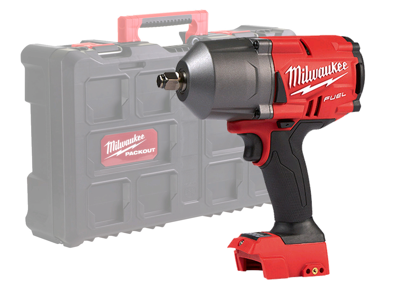 Milwaukee M18FHIWF12 18V Fuel Brushless 1/2In High Torque Wrench - Body Only