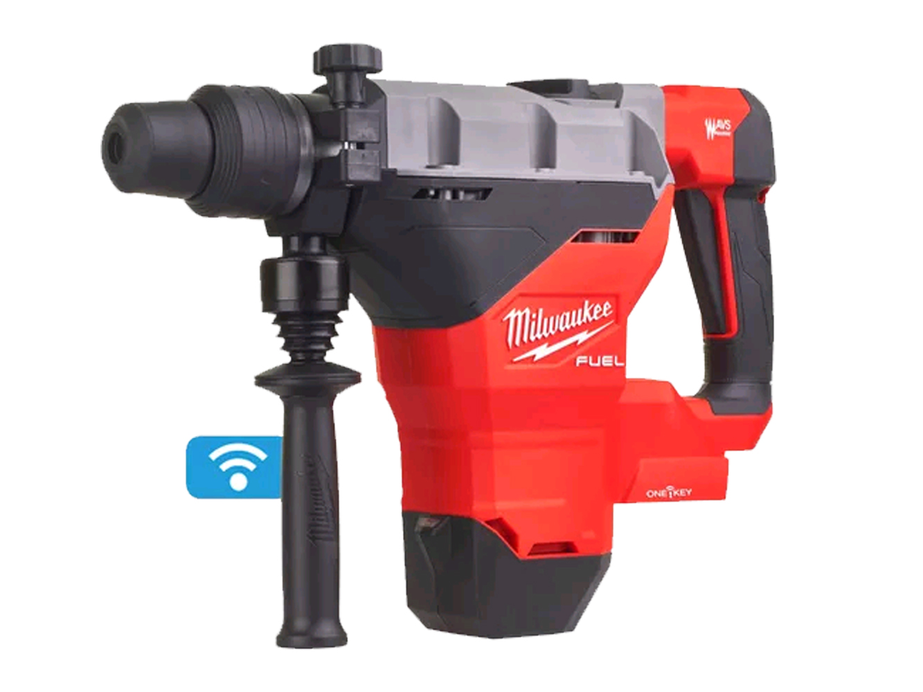 Milwaukee M18FHM One-Key 18V 8kg SDS Max Hammer Drill - Body Only