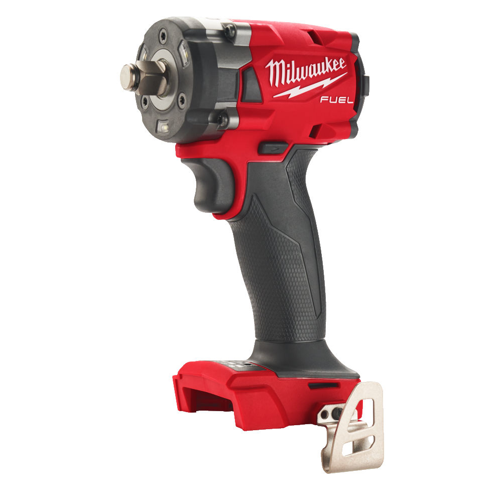 Milwaukee M18FIW2F38 18V Fuel Brushless 2nd Gen 3/8In Impact Wrench - Body Only