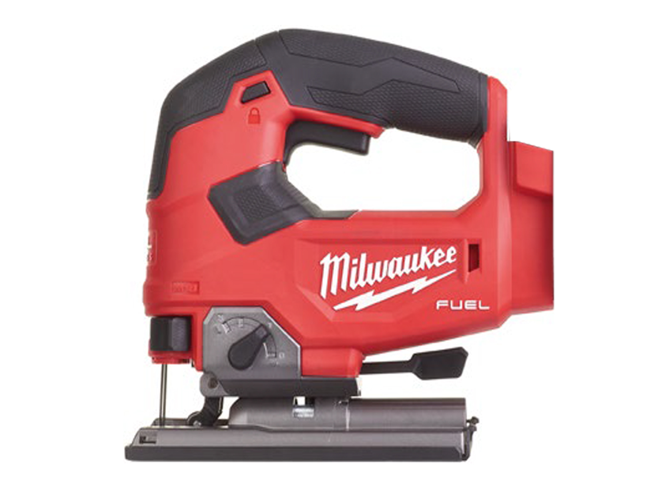 Milwaukee M18FJS 18V Fuel Jigsaw With Top-Handle and 5 Stage Pendulum Action - Body Only