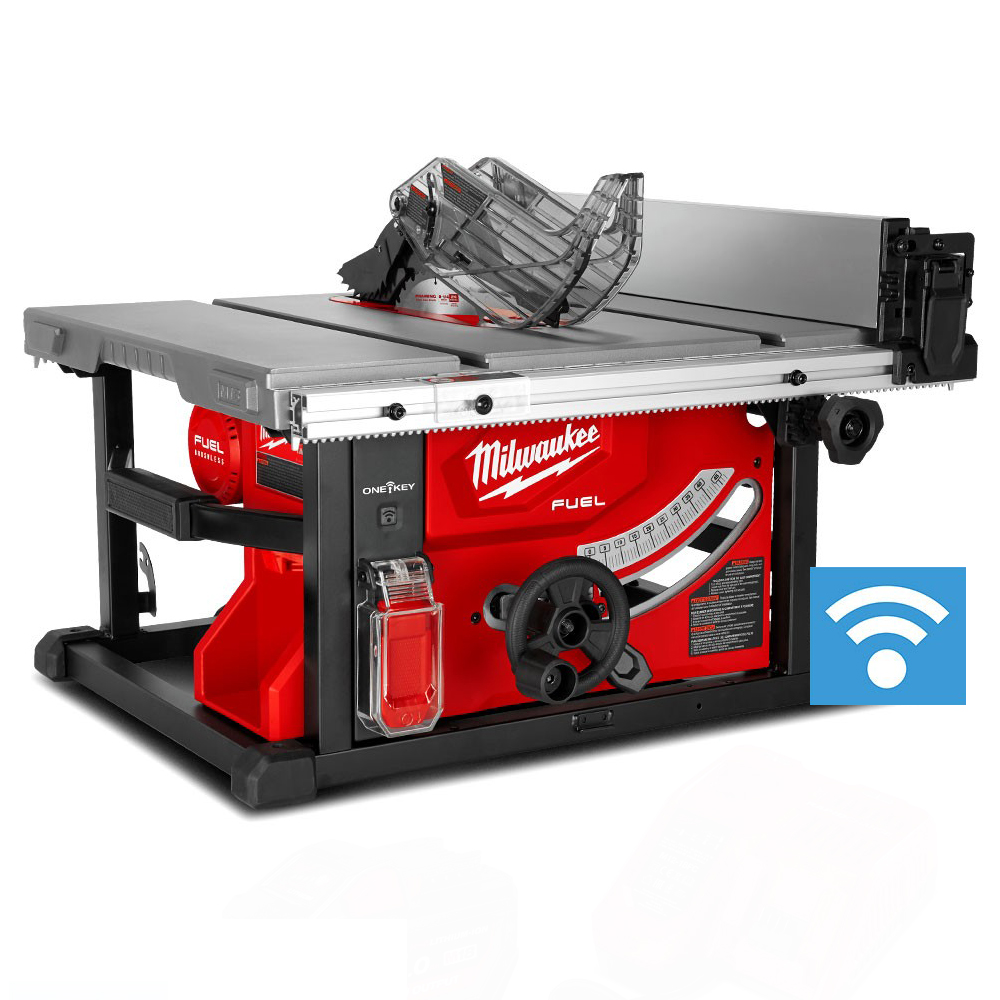 Milwaukee M18FTS210 18V FUEL One-Key Table Saw 210mm - Body Only