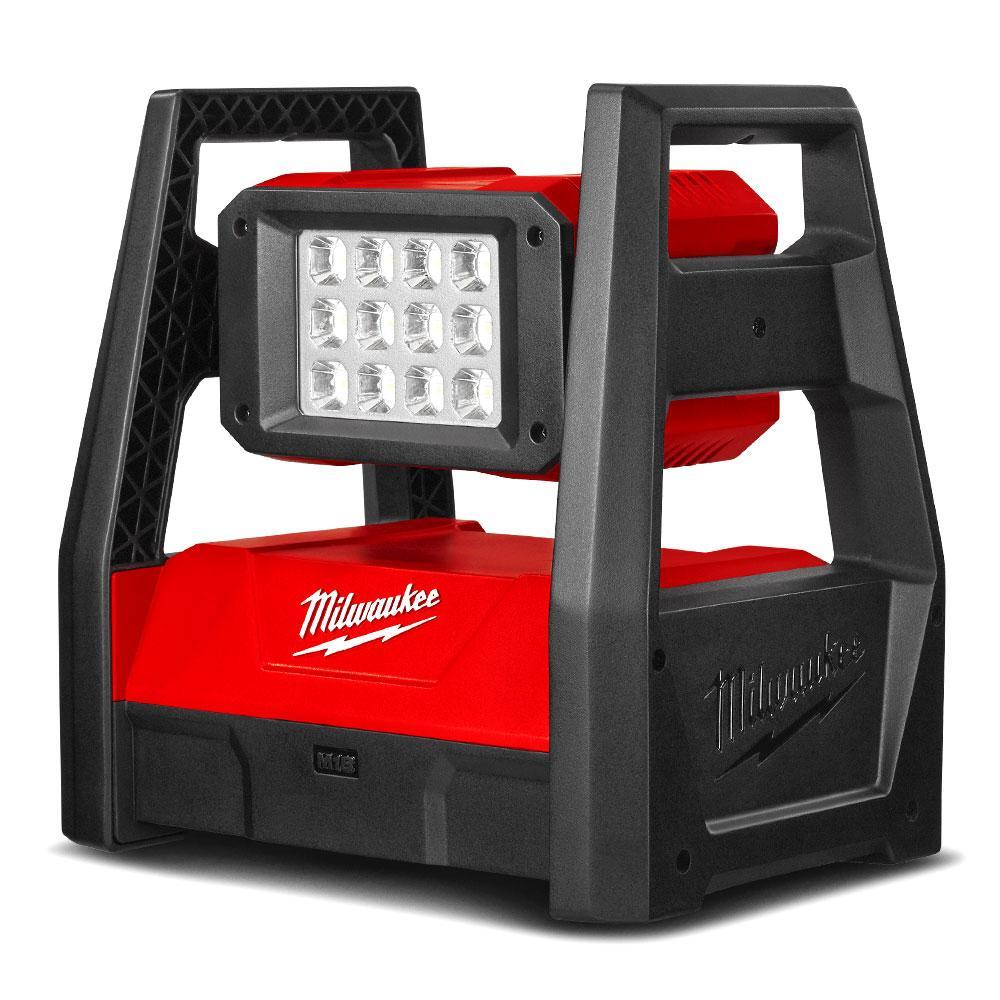 MILWAUKEE 18V LED AREA LIGHT 3000 LUMENS - M18HAL - BODY ONLY