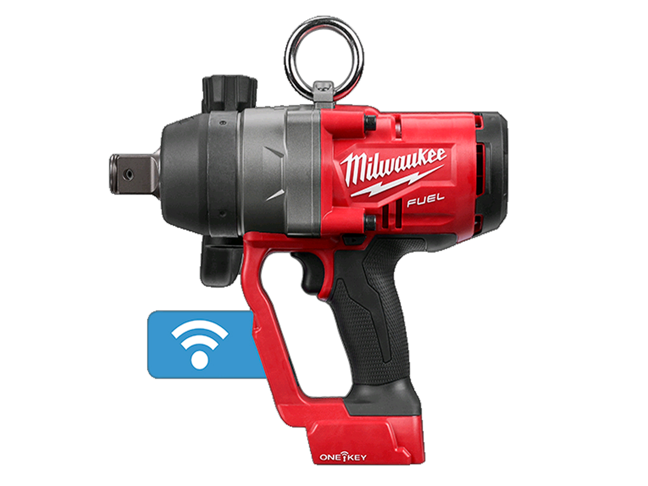 Milwaukee M18ONEFHIWF1 One-Key 18V 1In Heavy-Duty Impact Wrench - Body Only