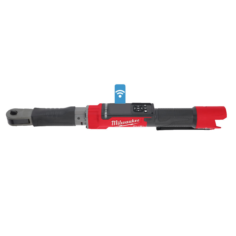 Milwaukee M12ONEFTR12 12V One-Key Brushless 1/2In Digital Torque Wrench - Body Only