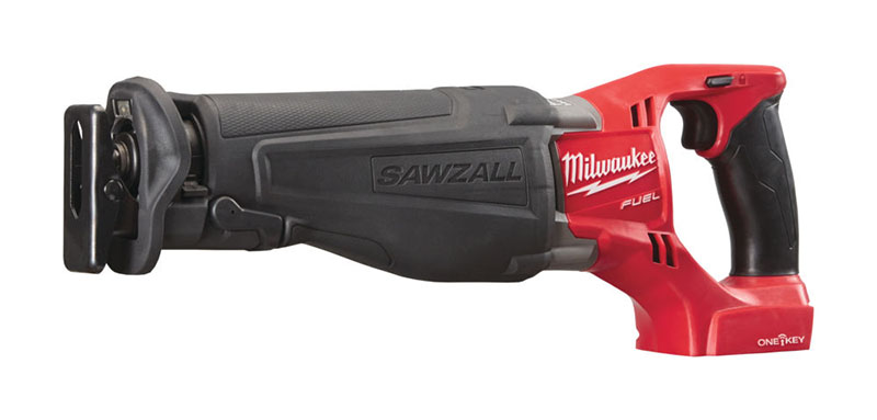 Milwaukee M18ONESX 18V FUEL One-Key Sawzall (Reciprocating Saw) - Machine Only