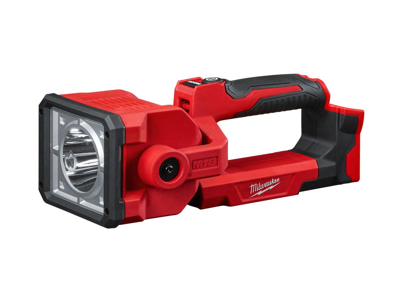 MILWAUKEE 18V 4-MODE LED SEARCH LIGHT 1250 LUMENS - M18SLED - BODY ONLY