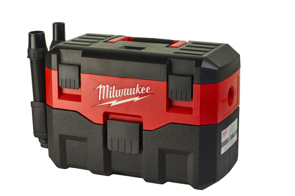 MILWAUKEE 18V HEAVY DUTY 7.5L WET/DRY VACUUM - M18VC - BODY ONLY