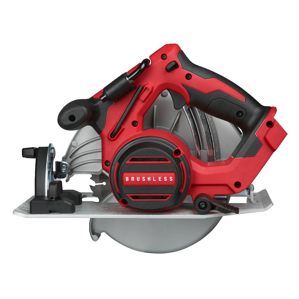Milwaukee M18BLCS66 18V FUEL Brushless 190mm (66mm) Circular Saw for Wood and Plastics - Body Only