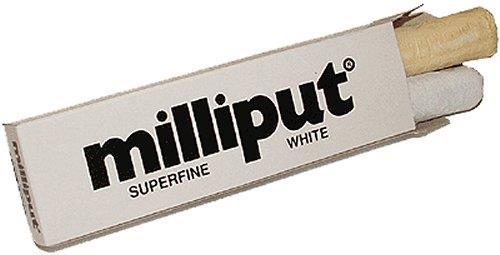 Milliput SupeRFine White Two Part Epoxy Putty 113.4gm