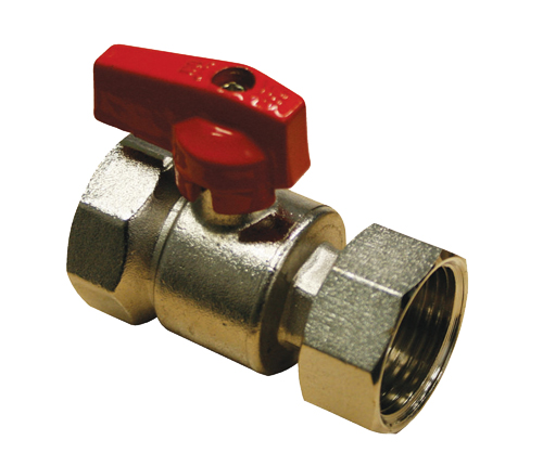 Speedfit Manifold Ballvalve Red (Prior to April 2014)