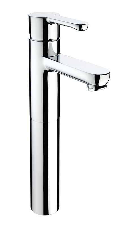 BRISTAN NERO TALL BASIN MIXER TAP CHROME  (NO WASTE)
