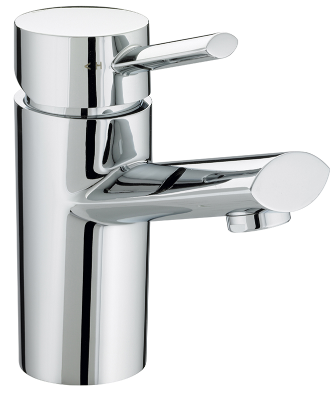 BRISTAN OVAL 1 HOLE BATH FILLER TAP CHROME