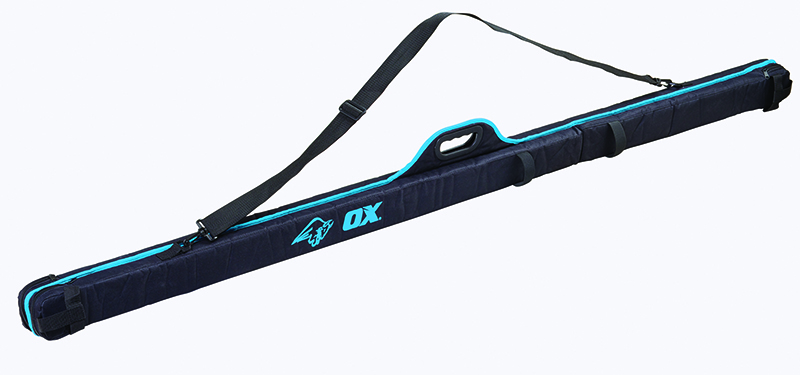 OX Pro Level Bag to Hold 600mm 1200 & 1800mm Levels