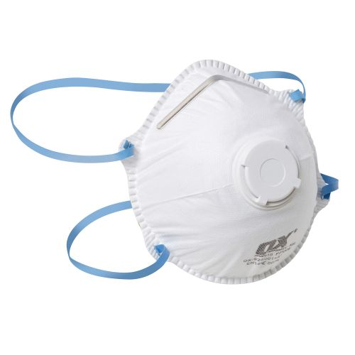 OX FFP2V MOULDED CUP RESPIRATOR WITH ONE WAY VALVE - (OX-S240910)