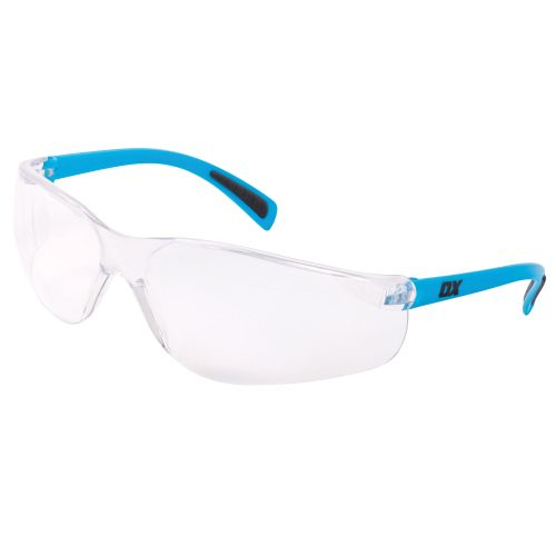 Ox Safety Glasses Clear Lens