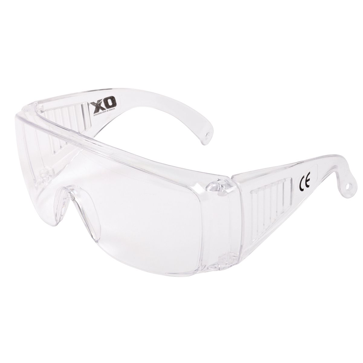 Ox Saefty Visitor Safety Spectacles Clear