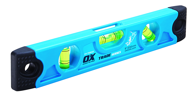 Ox Trade Torpedo Level - 230mm
