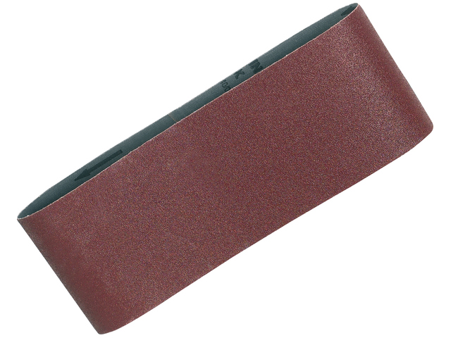 MAKITA SANDING BELTS 100 X 610MM - 80 GRIT PACK OF 5