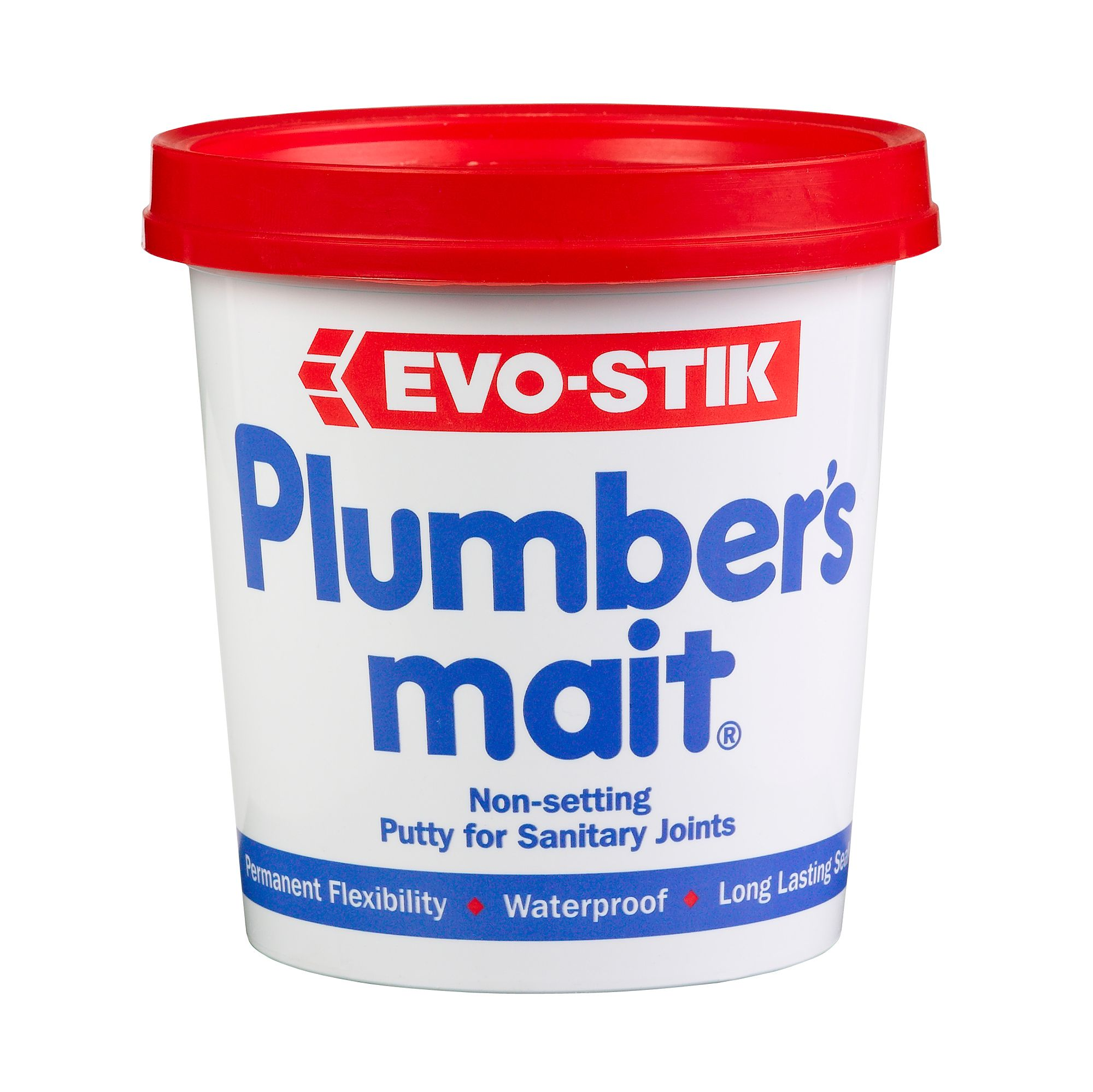 EVO-STIK PLUMBERS MAIT NON-SETTING PUTTY 750G