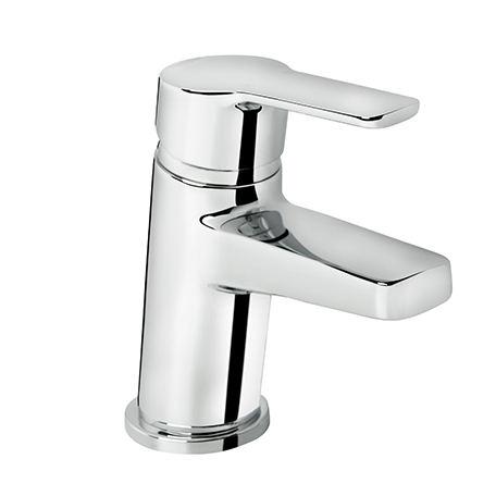 BRISTAN PISA MONO BASIN MIXER WITH CLICKER WASTE CHROME