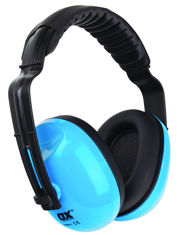OX PREMIUM EAR DEFENDERS - SNR 27DB