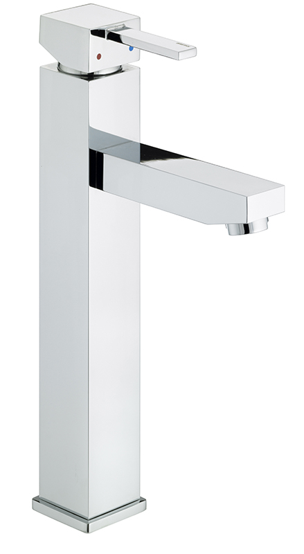 BRISTAN QUADRATO TALL BASIN MIXER CHROME