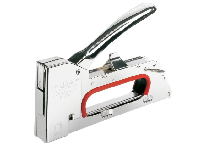 RAPID R153 PRO ALL STEEL TACKER (STAPLE GUN) (53 STAPLES 6-8MM)
