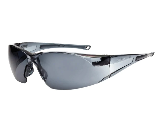 Bolle Safety - Rush Safety Glasses - Smoke Lense
