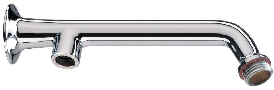 Bristan 250mm Exposed Shower Arm for Rigid Riser Chrome
