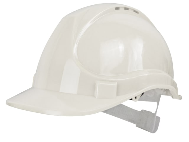 Scan Safety Helmet Adj From 530mm to 630mm - White