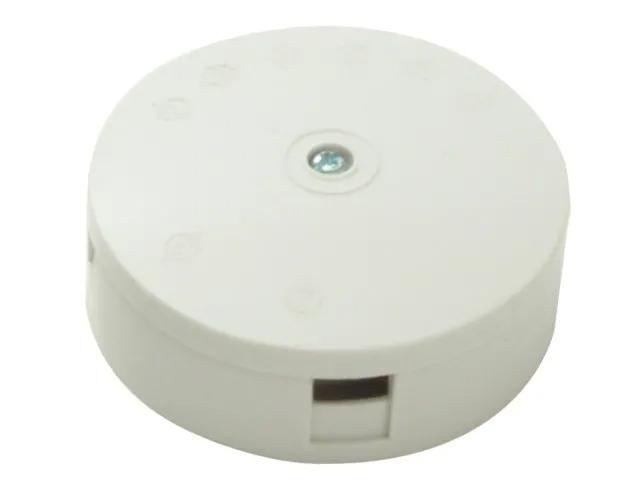 SMJ 5A 4 TERMINAL JUNCTION BOX WHITE - PPJC5A4W