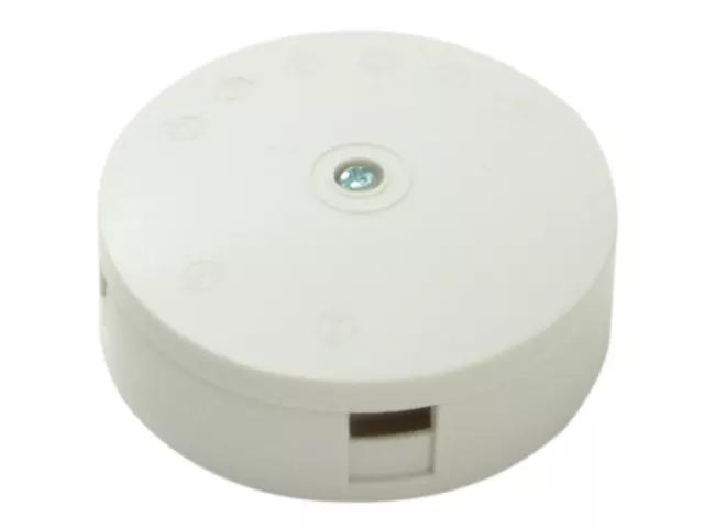 SMJ 30A 3 TERMINAL JUNCTION BOX WHITE - W303TC