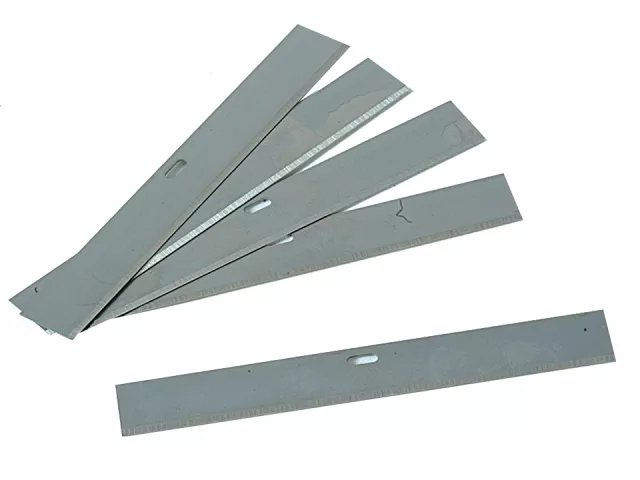 STANLEY HEAVY-DUTY SCRAPER BLADES (PACK OF 5) - STTMHS00