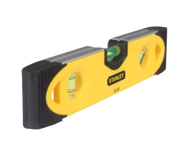 Stanley Magnetic Shockproof Torpedo Level 230mm 0-43-511