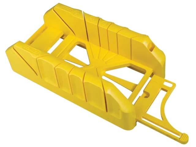 Stanley Saw Storage Mitre Box Plastic 1-19-212