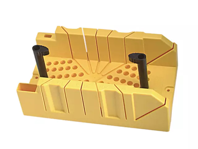 STANLEY CLAMPING MITRE BOX - 1-20-112