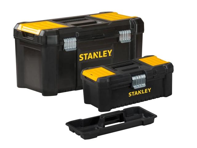 STANLEY ESSENTIAL TOOLBOX BONUS PACK 32CM AND 48CM