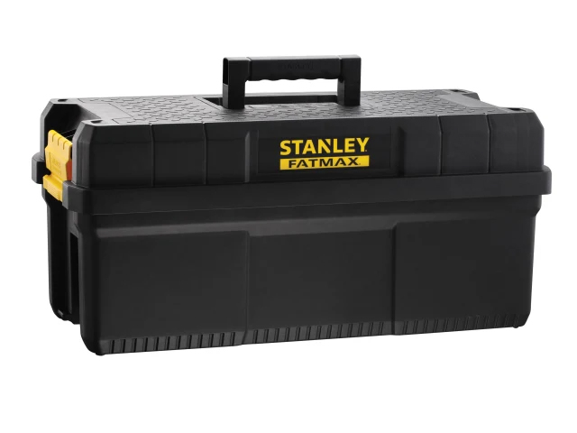 Stanley 64cm Work Step Toolbox