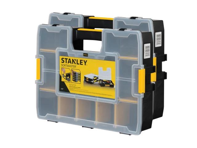 STANLEY SORTMASTER ORGANISER TWIN PACK - 1-95-839