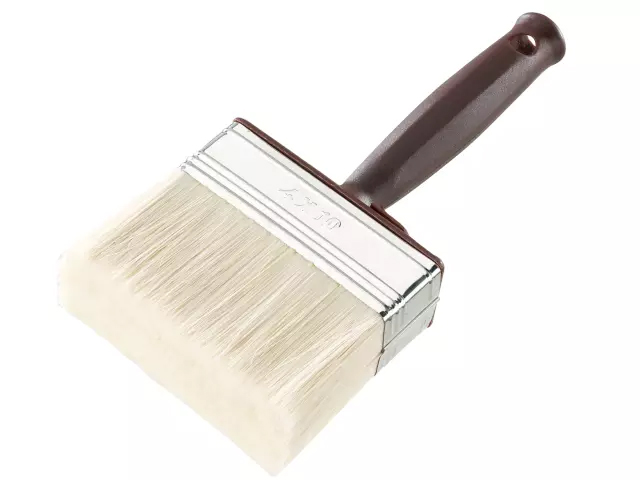 Stanley Shed & Fence Paint Brush 100mm (4in) STPBGFRL