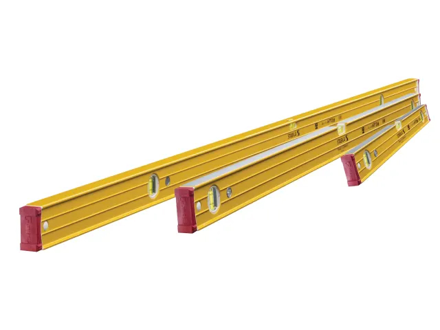 STABILA - 96-2 LEVEL PACK 60CM 120CM AND 180CM