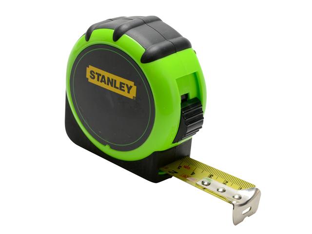 STANLEY 5M/16FT HI-VIS TAPE MEASURES - STA074136