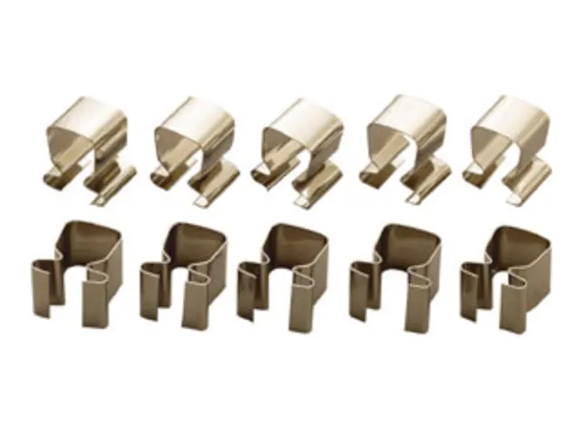 TENG TOOLS ALU12 1/2 SOCKET CLIPS FOR RAIL (PACK OF 10)