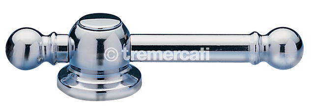 TRE MERCATI IMPERIAL CISTERN LEVER - CHROME PLATED