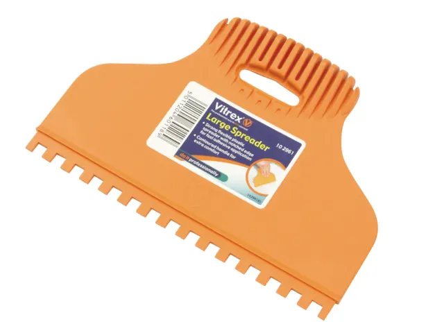Vitrex Large Tile Spreaded with Notched Edge - 102961