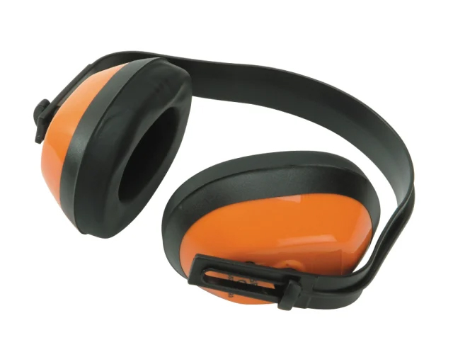 Vitrex Ear Defenders with Foam Padded Cups - 333100
