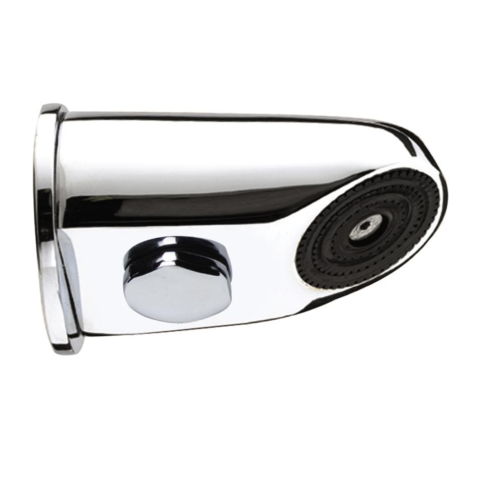 Bristan Vandal Resistant Shower Head Chrome