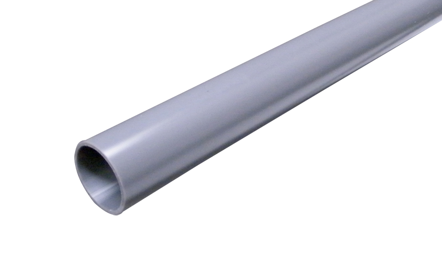 FLOPLAST WS02GR 40MM ABS SOLVENT WELD WASTE PIPE - GREY