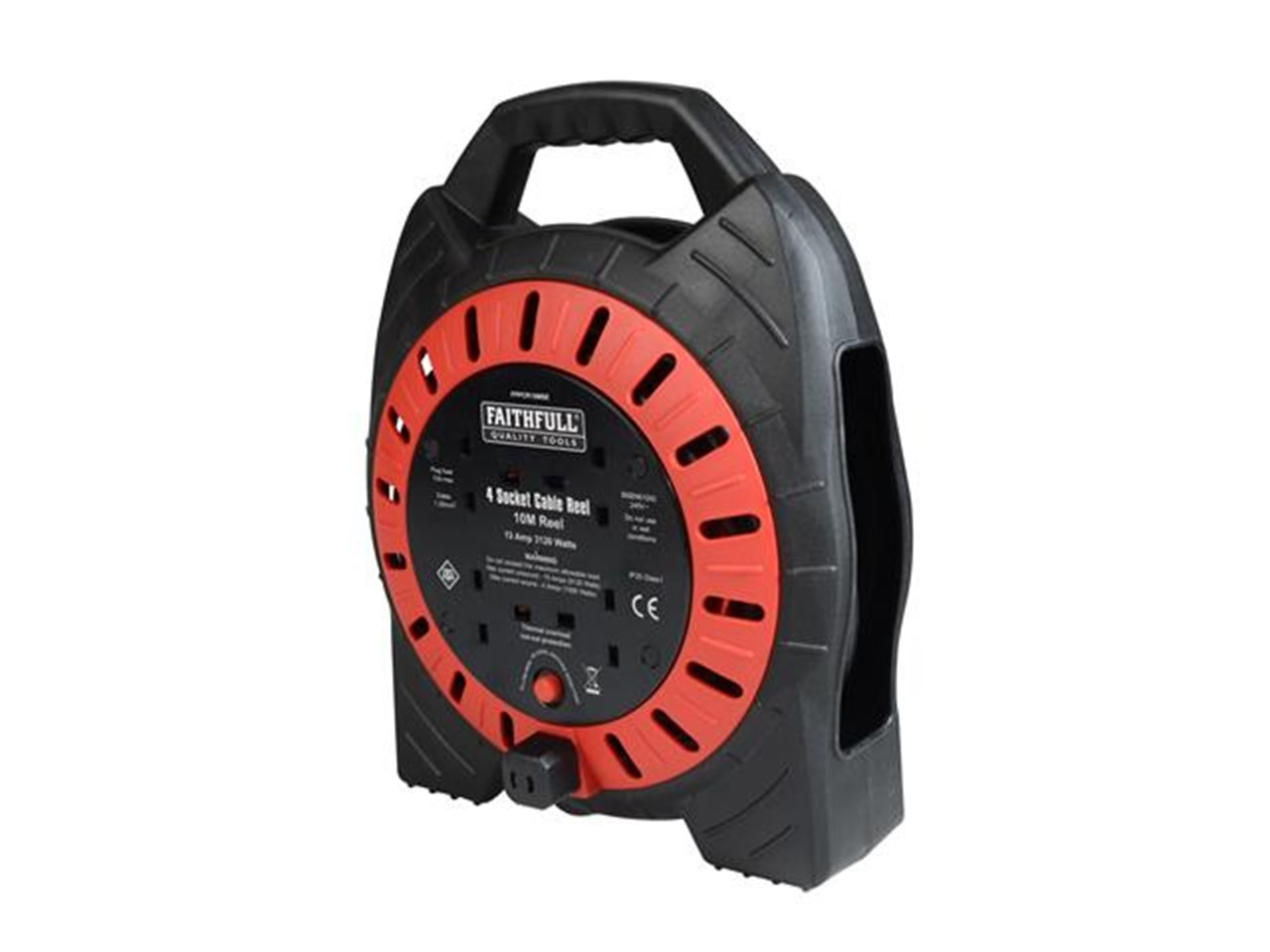 FAITHFULL - 10M CABLE REEL - XMS1910CABLE